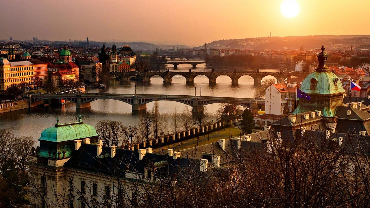 Reisreport: Praag