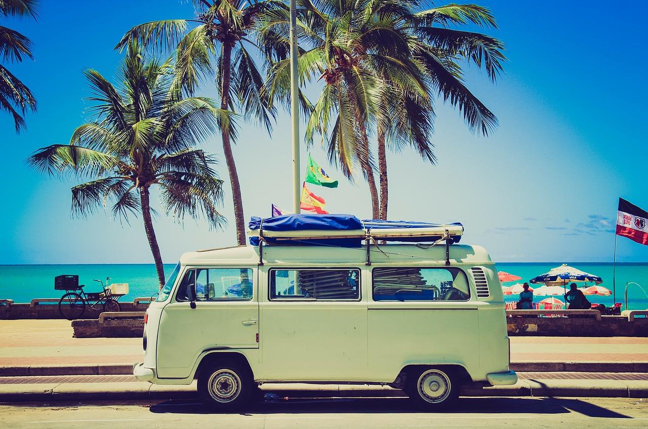 Met je camper op reis