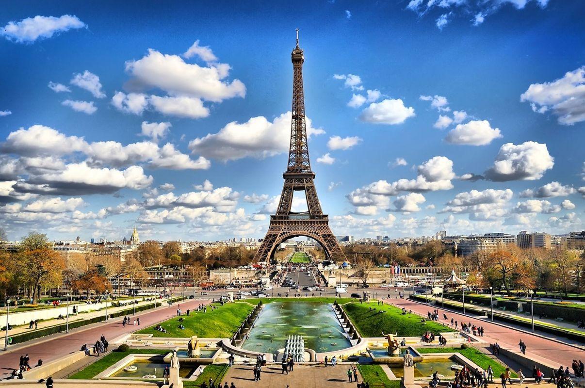Busreis Parijs