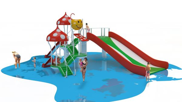 Waterspeeltuinen: fijn voor de kinderen en voor de ouders