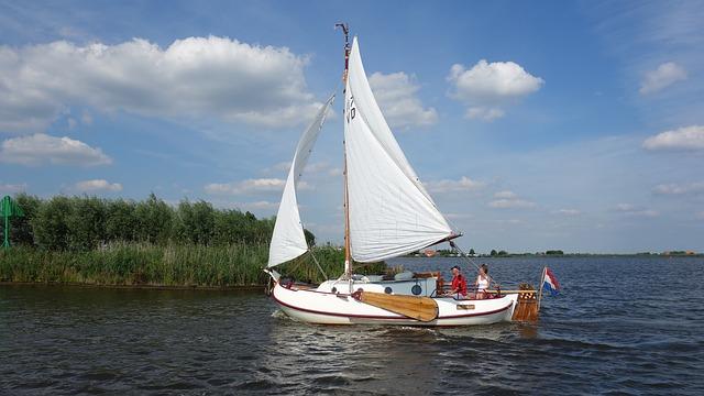 Tips voor zeilen in Friesland