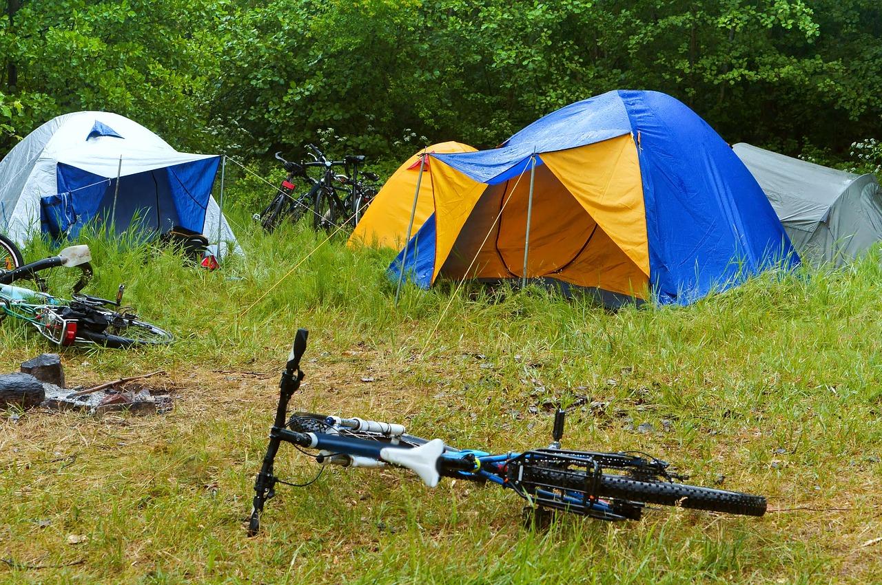 Op zoek naar de ideale camping