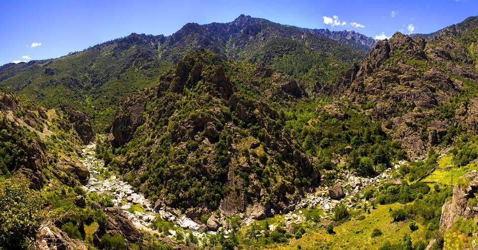 Een vakantie naar het zonnige Franse eiland Corsica