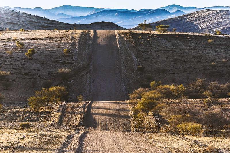 Roadtrippen in Afrika