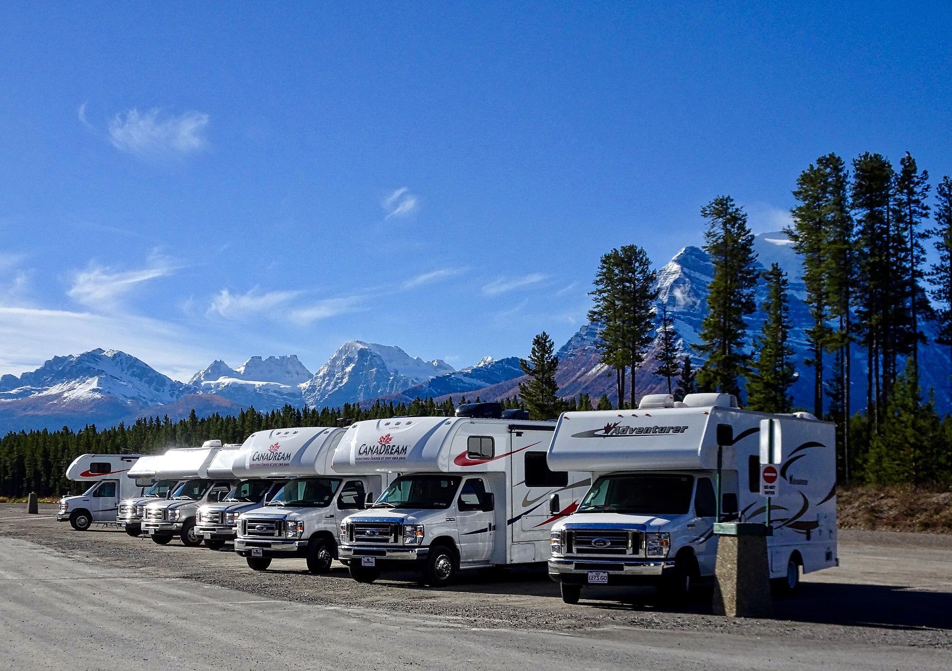 Op reis met een camper? Vijf tips voor een ontspannen vakantie