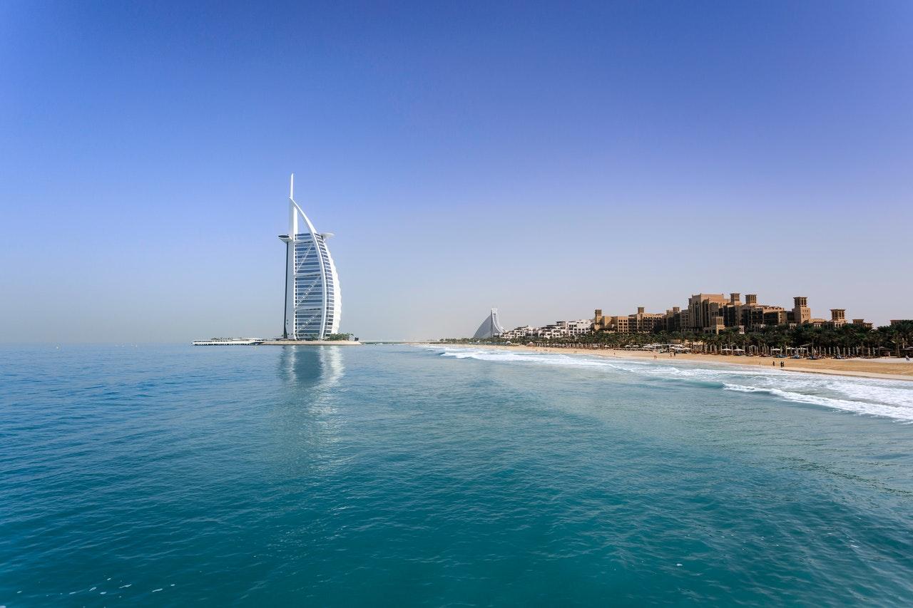 Pakketreizen naar de Verenigde Arabische Emiraten